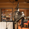 Whit Grumhaus in the Studio